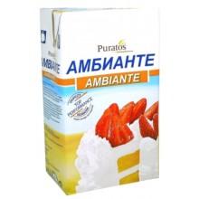 """Крем на растительных маслах """"Амбианте"""",1л"""