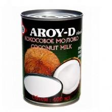 """Кокосовое молоко """"Aroy-D"""" 60% 400 мл."""